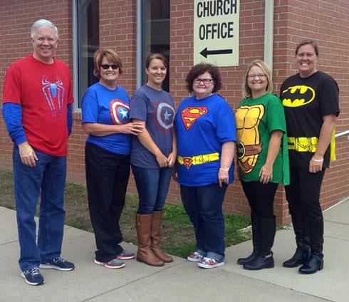 Owensboro Preschool Staff