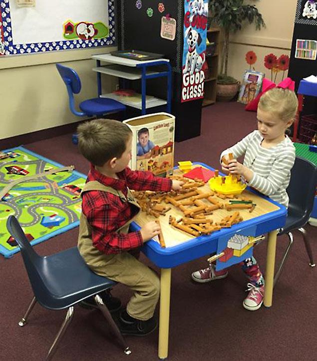 Preschool in Owensboro - Kids Center