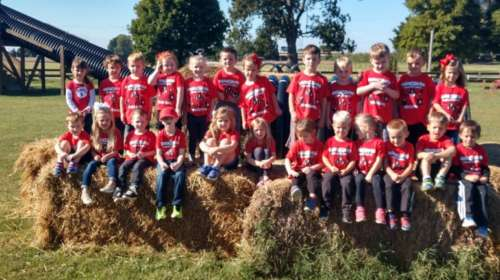 A Preschool Fun Trip to Reid's Orchard 2017