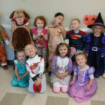 Preschool Halloween Party 2017