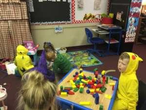 Preschool Owensboro Games Smiles Laughter